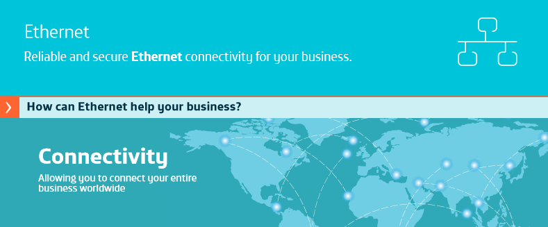 Reliable and secure Ethernet connectivity for your business